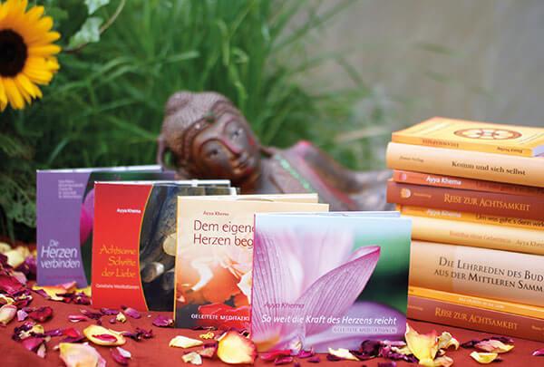 Buddha-Haus Jhana Verlag Medien