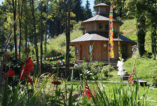 Buddha-Haus Metta Vihara Waldkloster