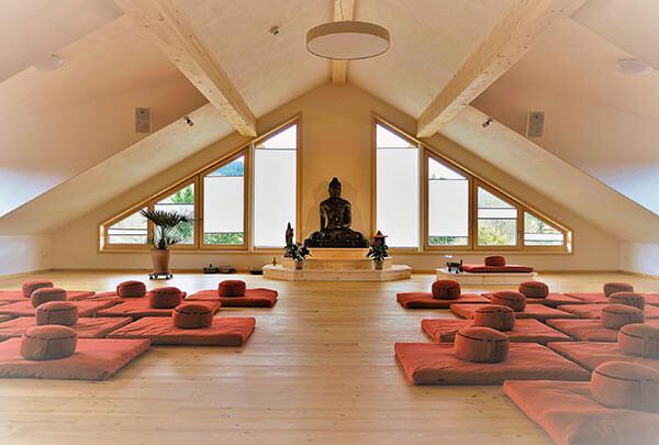 Buddha-Haus Seminarzentrum