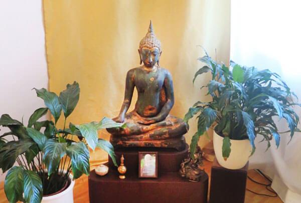 Meditationszentrum Buddha-Haus Stuttgart